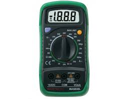 Digital Multimeter MASTECH