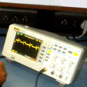 12 Lead ECG Simulator