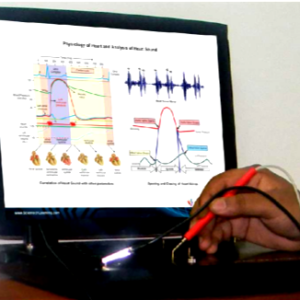 Study of Phonocardiograph System