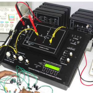 Advanced Analog Circuits Development Platform