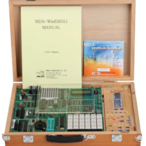 8Bit Microprocessor Emulation 8051 Board