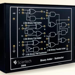 Binary Adder-Subtracter