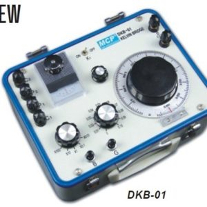 Portable DC Kelvin Bridge