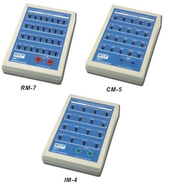 CM-5 CAPACITOR MATRIX
