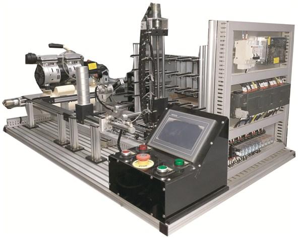 Automatic Storage and Retrieval System (Advance)