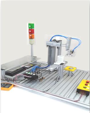 Multiple PLC Trainer-AL-401A • AmpleLab