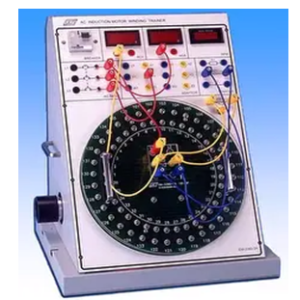 INDUCTION MOTOR WINDING TRAINER